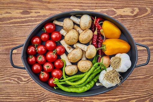 Tilbered nem aftensmad med en måltidskasse